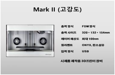Mark Two 3D Printer